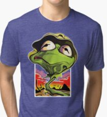 Green and Loathing Tri-blend T-Shirt