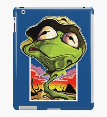 Green and Loathing iPad Case/Skin