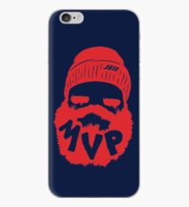 Julian Edelman MVP logo iPhone Case