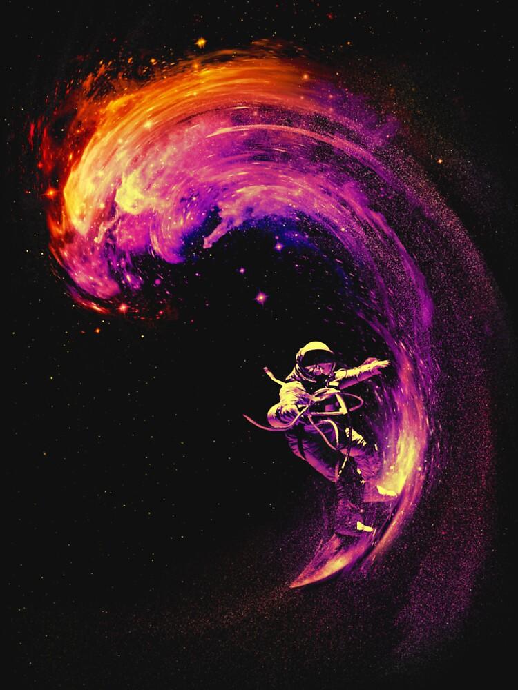 Surfen im Weltraum von nicebleed