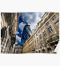 30 St Mary Axe Poster
