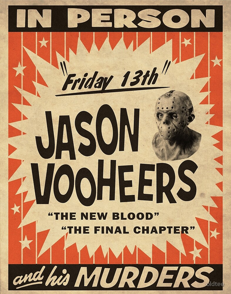 Jason in Person by oldtee