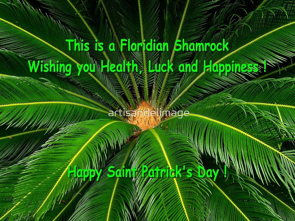 Floridian Shamrock by artisandelimage