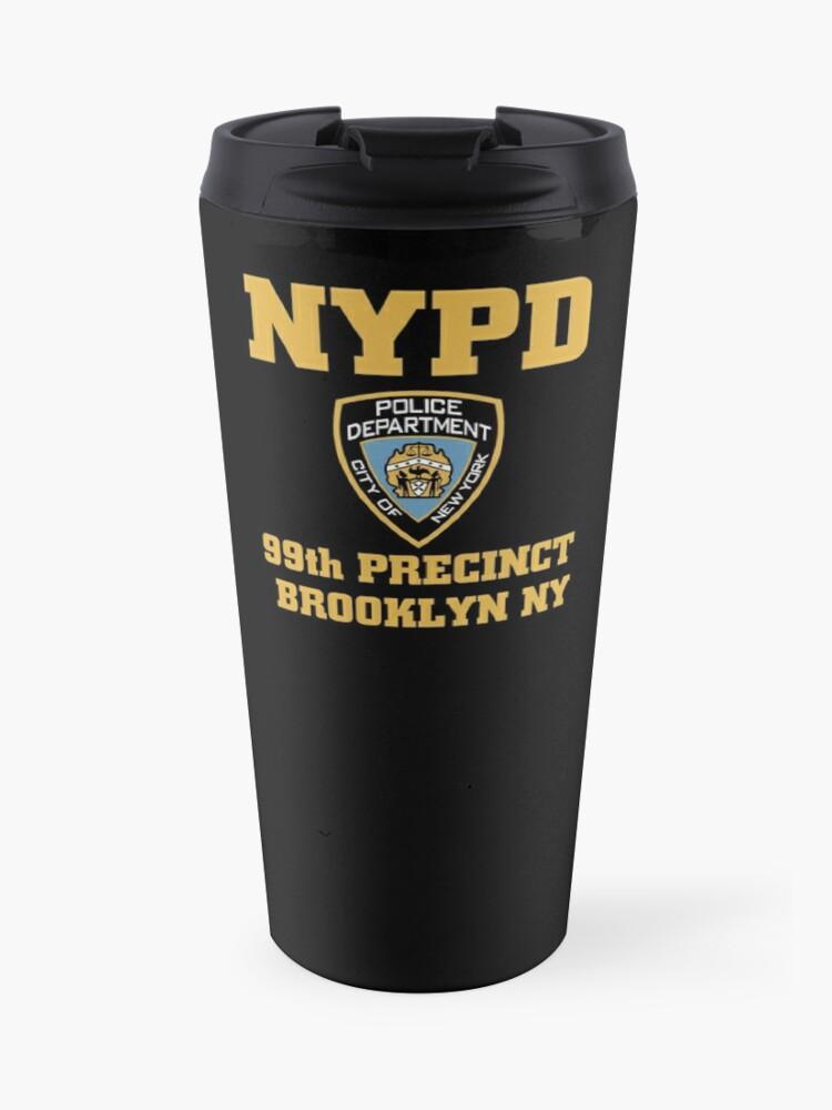Brooklyn HoodieTravel 99th Mug Ny Precinct Nypd K1J5Tl3Fcu