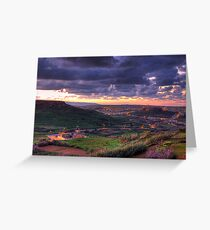 Early Morning in Gozo Greeting Card
