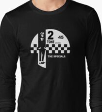 2 Tone Records - The Specials Label Long Sleeve T-Shirt