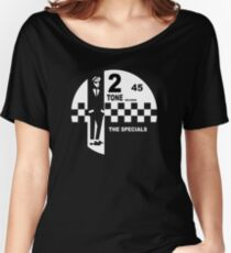 2 Tone Records - The Specials Label Women's Relaxed Fit T-Shirt