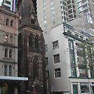 St. George's Church, Sydney,Australia by Teuchter