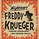 « Freddy en personne » par oldtee