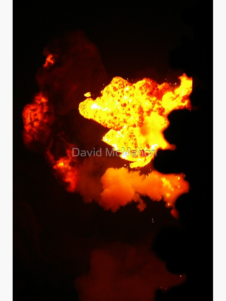 Is That Lava In The Sky? by davidmcmahon