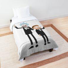Formal Rick and Morty™ Comforter