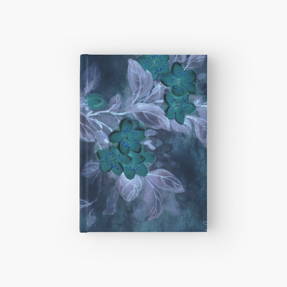 Garden Excerpt #104 Hardcover Journal