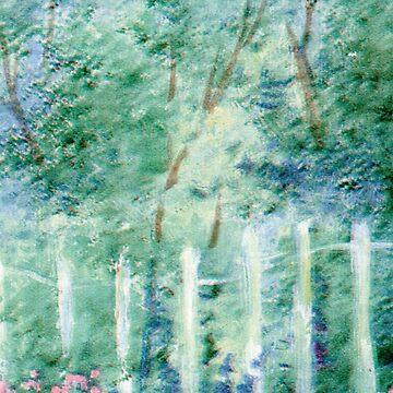 Garden Excerpt #102 by writermore