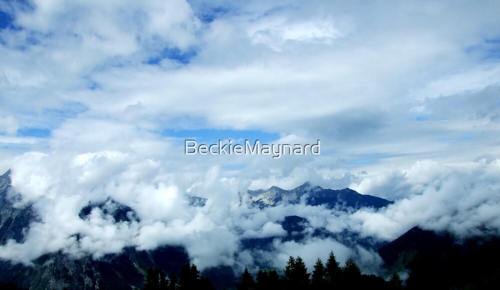 austrian mountains 9 by BeckieMaynard