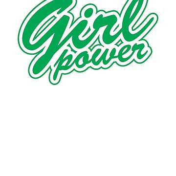 Girl Power Tshirt, Feminist Gift, Girl Power Feminism Tee Shirt, Feminist Shirt, Tumblr Clothing Gift by -WaD-
