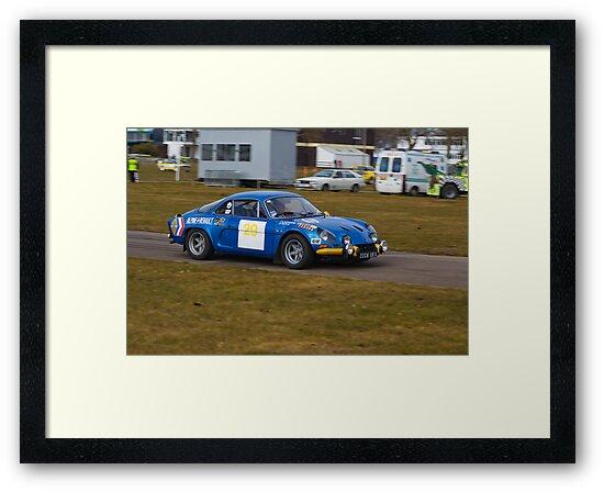 Alpine A110 by Willie Jackson