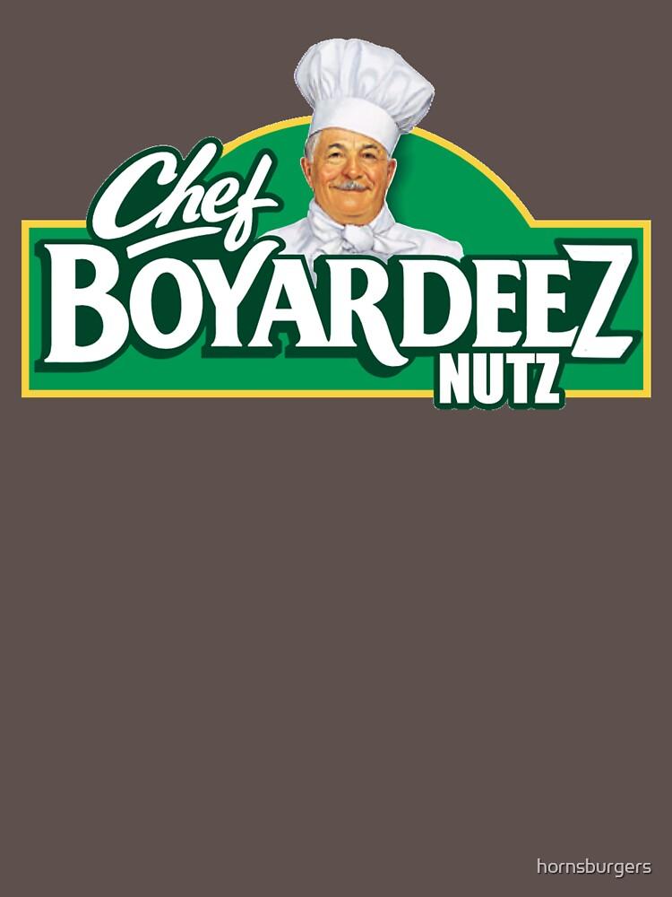 Chef Boyardeez Nuts by hornsburgers