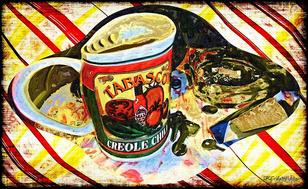 Breakfast for One by RC deWinter