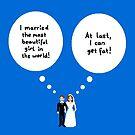 Wedded Bliss by Nebsy