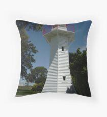 Burnett Heads Lighthouse Throw Pillow