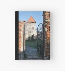 Please close the gate Hardcover Journal