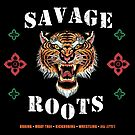 Savage Roots Tiger Style by SavageRootsMMA