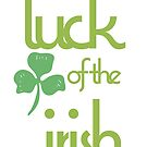 Luck of the Irish by southerlydesign