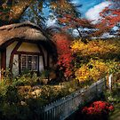 Story Book - Grannies Cottage by Michael Savad