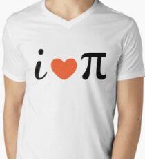 Pi Day V-Neck T-Shirt