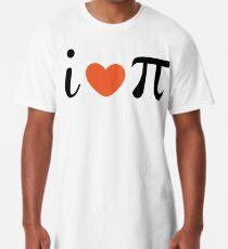Pi Day Long T-Shirt