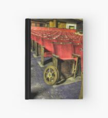 Reely good seats Hardcover Journal