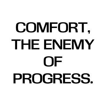 Comfort enemy progress  von tw07