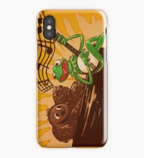 I HOPE THAT SOMETHING BETTER COMES ALONG !!!! iPhone Case