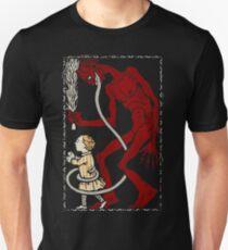 Camiseta unisex Krampus 2
