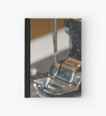 Sewing machine Needle Hardcover Journal