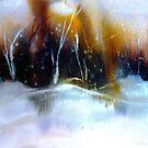 Benighted Schnee von ©Janis Zroback