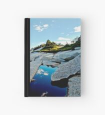 Tidal pool Hardcover Journal