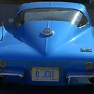 My dream machine.....'63 Vette..... by Larry Llewellyn