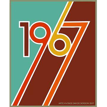 VINTAGE 1967 Pop Art by BruceALMIGHTY
