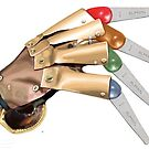 Freddy's Safety Scissors Glove by Jody  Parmann