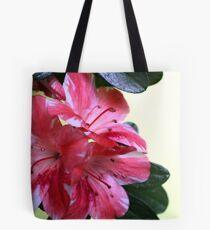 Azalea Flower Cluster Tote Bag