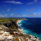 Kirkpatrick Point, Kangaroo Island. by Andy Newman