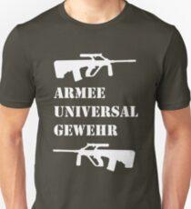 ARMEE UNIVERSAL GEWEHR (AUG) Unisex T-Shirt