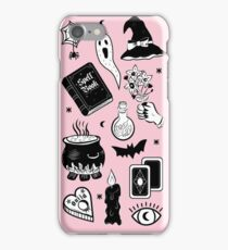 Witchy Woes iPhone Case/Skin