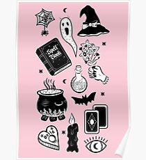 Witchy Woes Poster