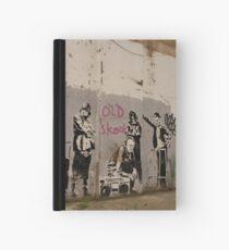Old Skool - Banksy Notizbuch