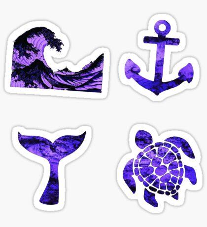 Ocean Pack Sticker