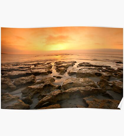Point Impossible Sunrise  Poster