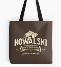 KOWALSKI QUALITY BAKED GOODS Tote Bag