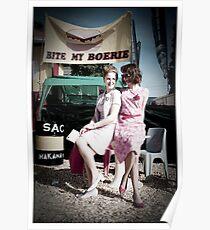 Bite My Boerie Poster